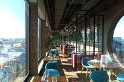 Ресторан «Паруса на крыше»