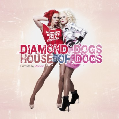 Diamond Dogs - CD