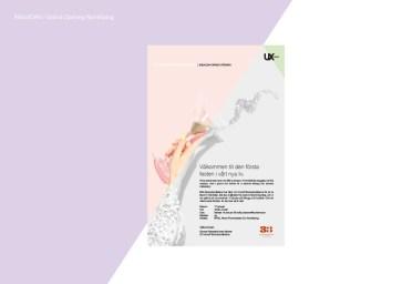 UX Home Identitet modern mäklare sverige