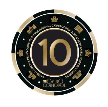 Casino Cosmopol spelmark