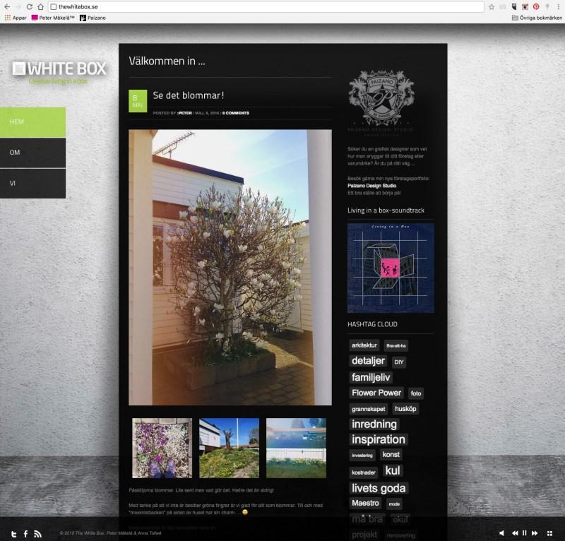 hemsida White Box