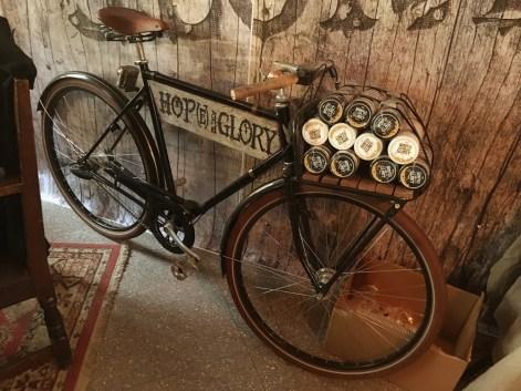 H&G-cykel. Foto: Paizano