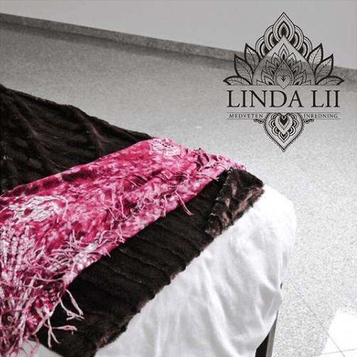 Linda Lii Lundberg Instagram iredning visitkort logotyp logo