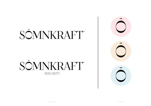 Logotyp, payoff och avatarer