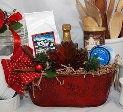 bellagio gourmet christmas morning