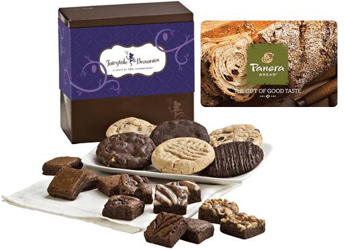 panera fairytale brownies