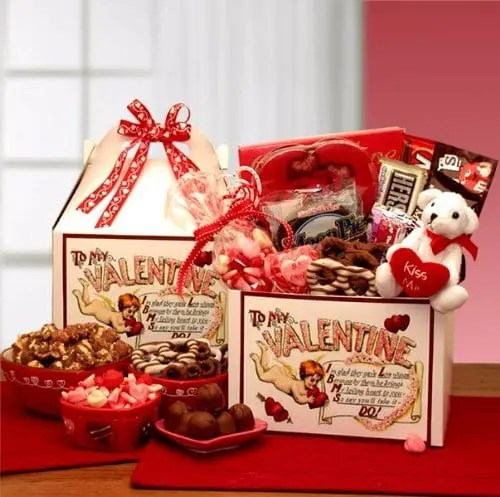 Queen Anne Chocolate Covered Cherries and a Teddy for My Valentine Sweepstakes