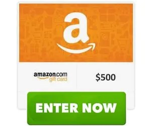 Amazon Shopping Spree Sweepstakes
