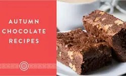 Five Luscious Chocolate Recipes for Fall