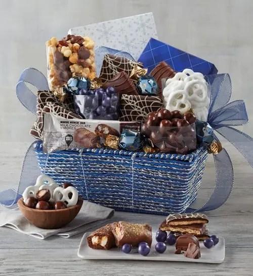 Harry & David Festive Chocolate Holiday Gift Basket Sweepstakes