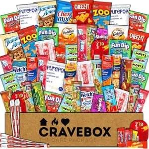 snacks gift baskets