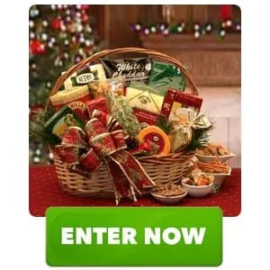 Old Fashioned Caramels Bountiful Holiday Gift Basket Sweepstakes