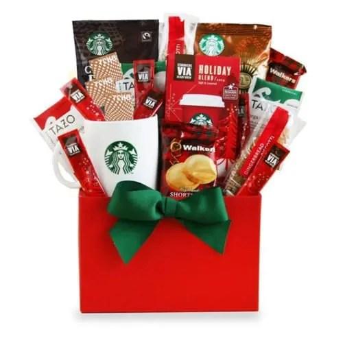 Starbucks Holiday Coffee & Cheer Gift Box Sweepstakes