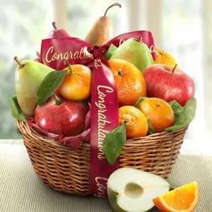 congratulations gift baskets