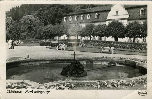 Kudowa Zdrój 1960 rok