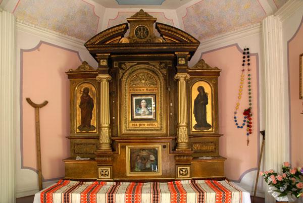 Źródełko Maryi w Kudowie Zdroju