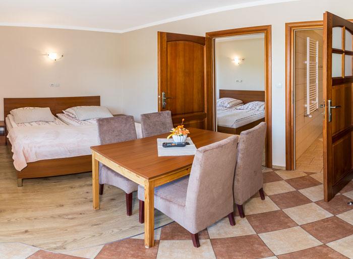 Pokoje gościnne Dantar