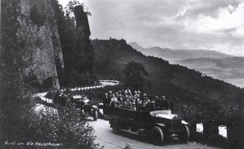 Autobus Karłów 1930