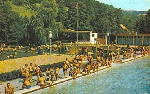 basen w Kudowie Zdroju z 1979 roku