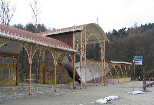 Teatr pod blachą - zima 2005 roku