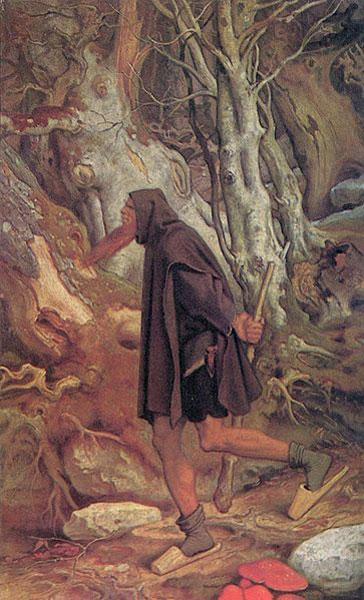 Legenda o Liczyrzepie