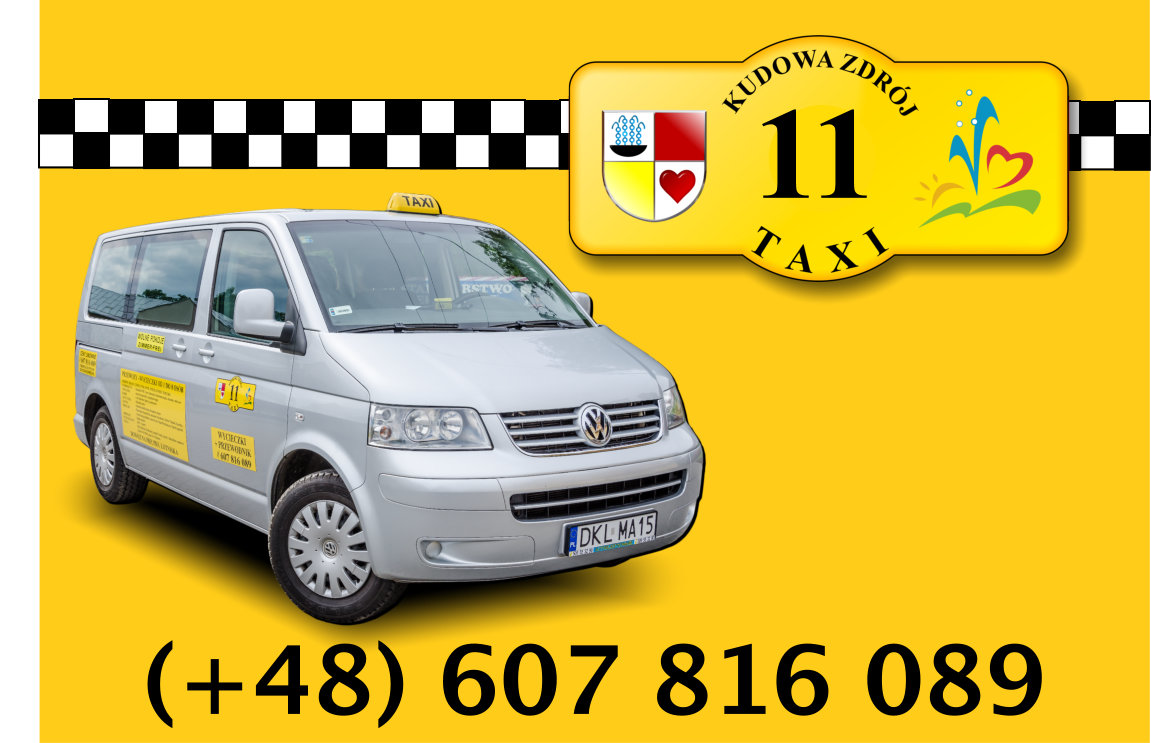 Taxi Bus nr 11 Kudowa Zdrój