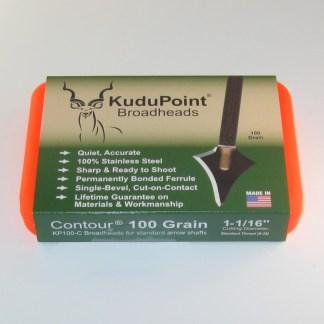 KP Contour 100 grain broadhead