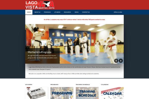 portfolio - lago vista ata martial arts