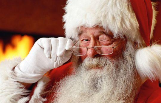 Debriefing Santa Claus