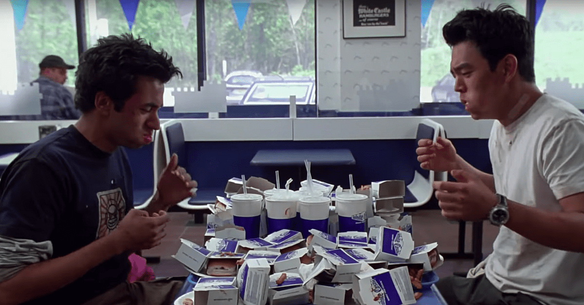 Harold and Kumar would hate Flippy