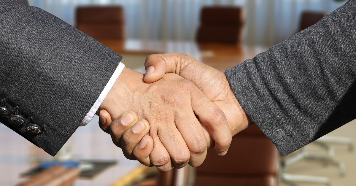 Will the handshake forever be a thing of the past?