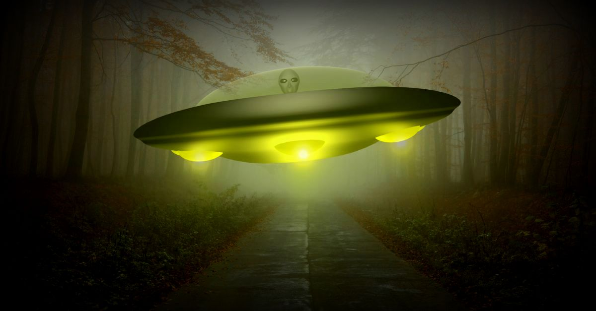 Are UFOs real? The alien I met thinks so