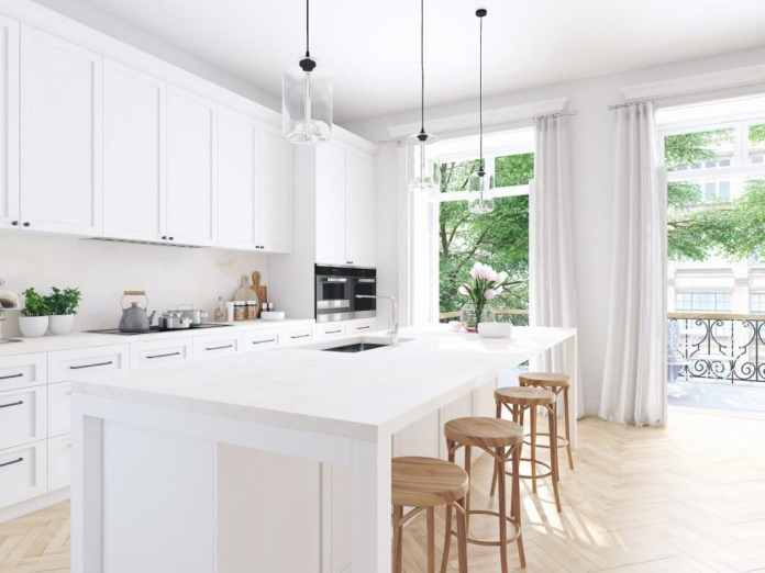 """The kitchen is first and foremost a place where we should feel comfortable.  In times of """"Cocooning"""" particularly important.  At the same time, a high-quality kitchen is also a safe investment in the future.  (Photo: stock / 2mmedia)"""