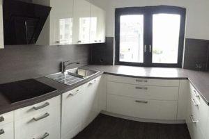 Kleine Einbauküche in Nauheim   Küchen Knodt Nauheim
