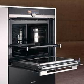 Siemens-Mikrowelle-Küchen-Sepp