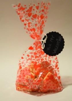 Valentinstag Kekstütchen Blog
