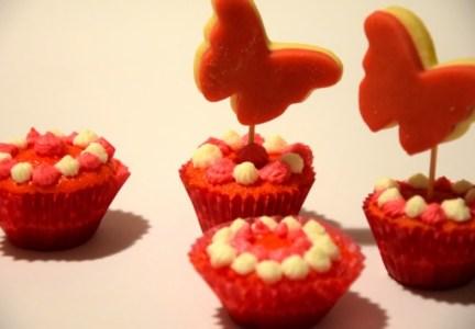 Valentinstag Minicupcakes Blog