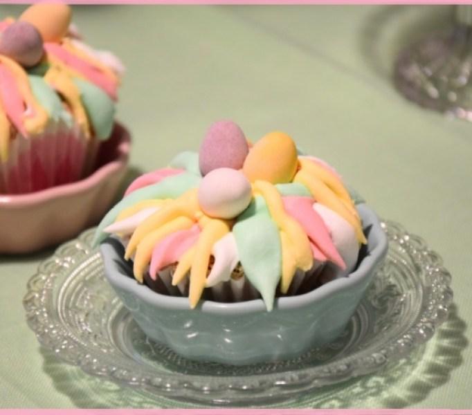 Cupcake Verrückte Ostern B