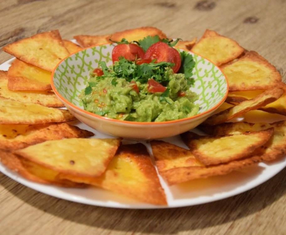 Guacamole Nacho 2B
