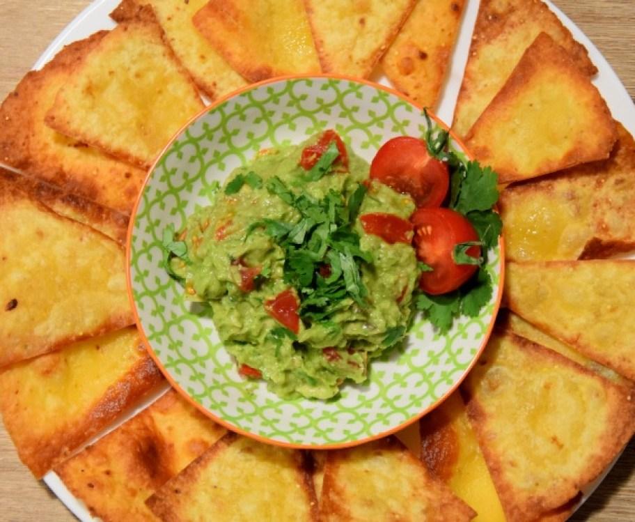 Guacamole Nacho 3B