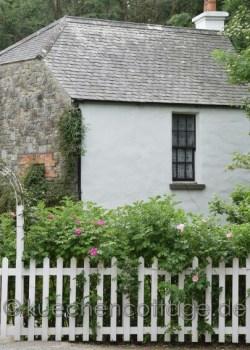 Freilichtmuseum und Bunratty Castle bei Clare (6)