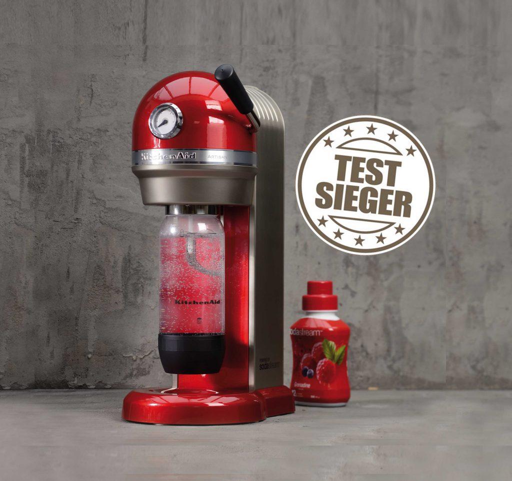 KitchenAid Sodastream Testsieger In Zwei Produkttests