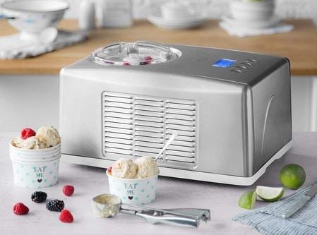 Eismaschine Test und Vergleich