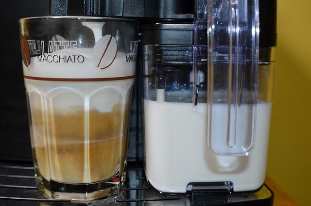 Kapselmaschine verschiedene Kaffeesorten