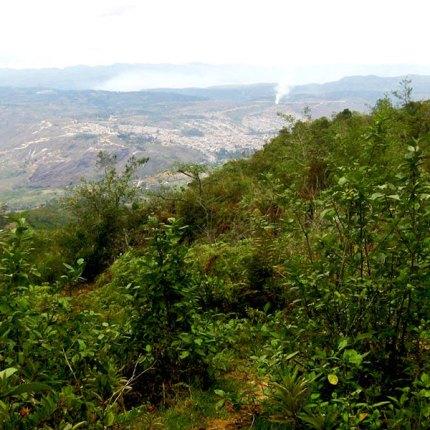 Trek por la ruta de los Chachapoyas