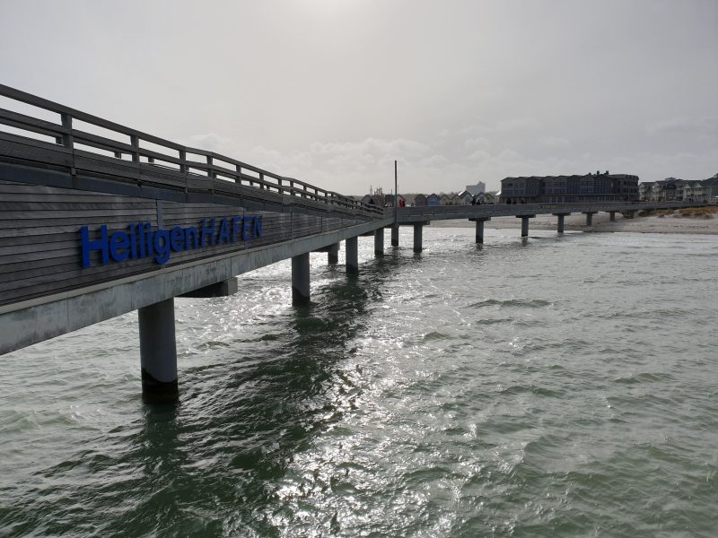Seebrücke Heiligenhafen