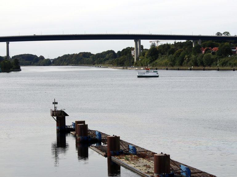 Kiel Holtenau Hochbrücke