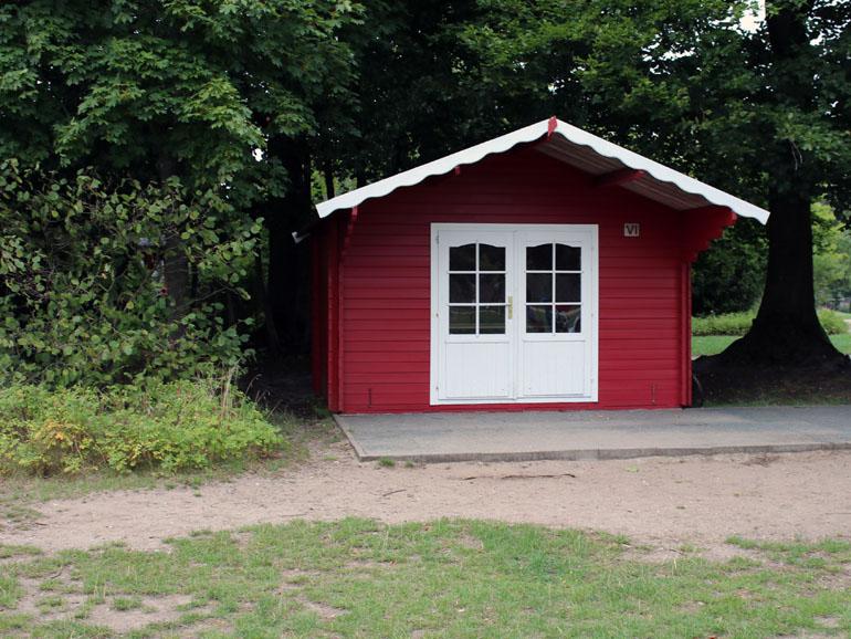 Trappenkamp Grillhütte