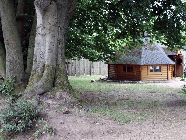 Trappenkamp Grillhütten