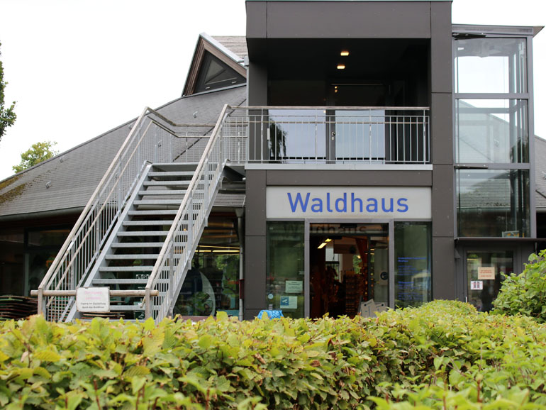 Trappenkamp Waldhaus